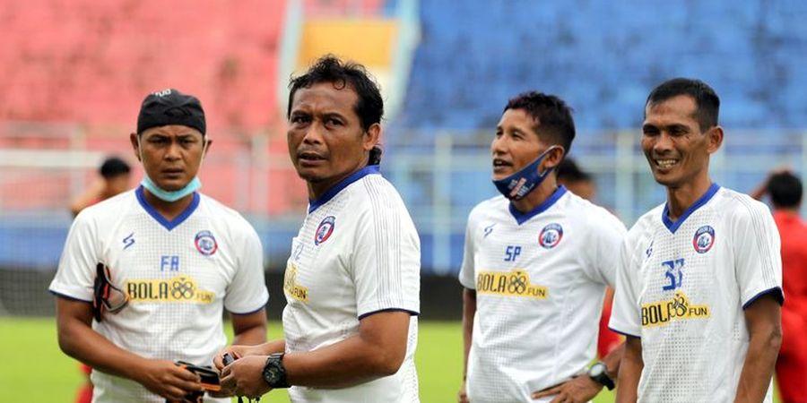Batal Bantu Persiapan Persipura untuk Piala AFC, Arema FC Ungkapkan Alasannya