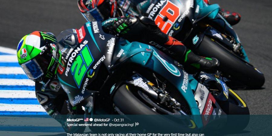 Jadwal MotoGP 2020 di Sirkuit Brno - Murid Valentino Rossi Berhasrat Mengulang Raihan Ciamik