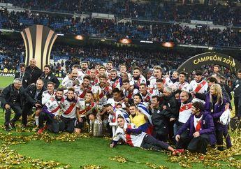 Selamat dari Diskualifikasi, River Plate Berhasil Jadi Juara Copa Libertadores
