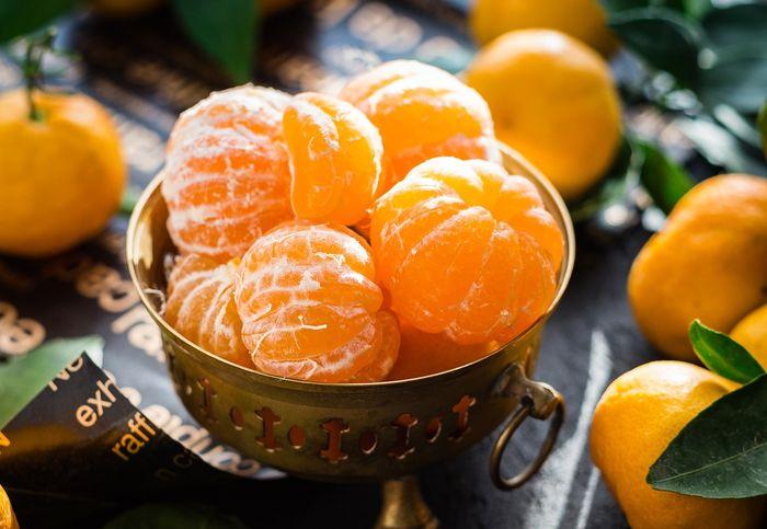 Bisa turunkan berat badan hingga cegah kanker, ini manfaat kesehatan jika rutin makan jeruk mandarin