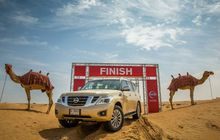 Bukan Daya Kuda, Khusus di Gurun, Nissan Bikin Ukuran Tenaga Baru, Daya Unta