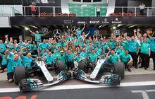 Balap F1 Belum Mulai, Mercedes Diprediksi Sulit Dikalahkan Tahun Ini