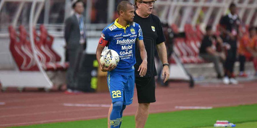 Pemain yang Jadi Tulang Punggung Persib Bandung di Liga 1 2019