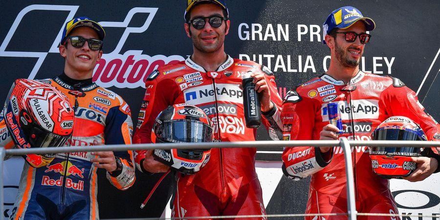 Ducati Tawarkan Perpanjangan Kontrak kepada Petrucci untuk Musim 2020