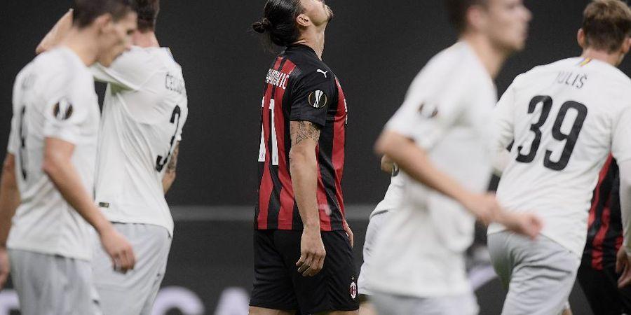 Bedah Statistik Penalti Zlatan Ibrahimovic di Liga Italia - 1 Kali Gagal Tiap 6 Tembakan