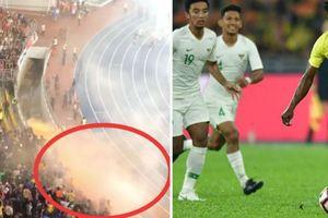 Aksi Lempar Flare di Laga Malaysia Vs Timnas Indonesia Disorot Media Asing