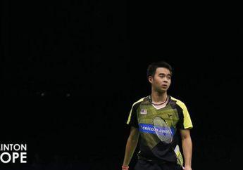 Swiss Open 2021- Lawan Shesar Rhustavito, Tunggal Putra Malaysia Percaya pada Magis Pertemuan Pertama
