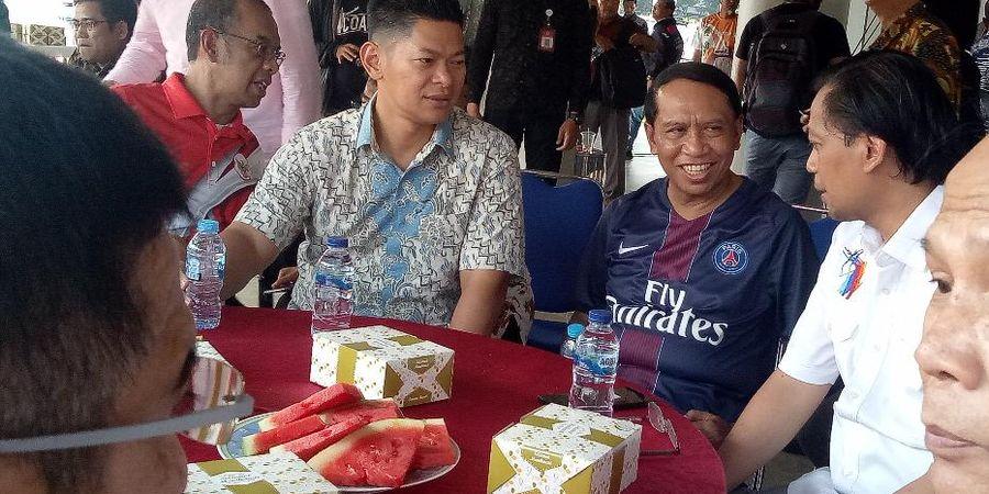 Jelang SEA Games 2019, Menpora Pantau Pelatnas di GBK