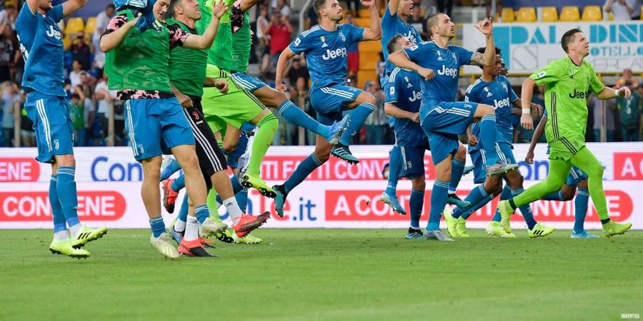 Hasil Lengkap Liga Italia - Juventus dan Napoli Susah Payah Curi Kemenangan