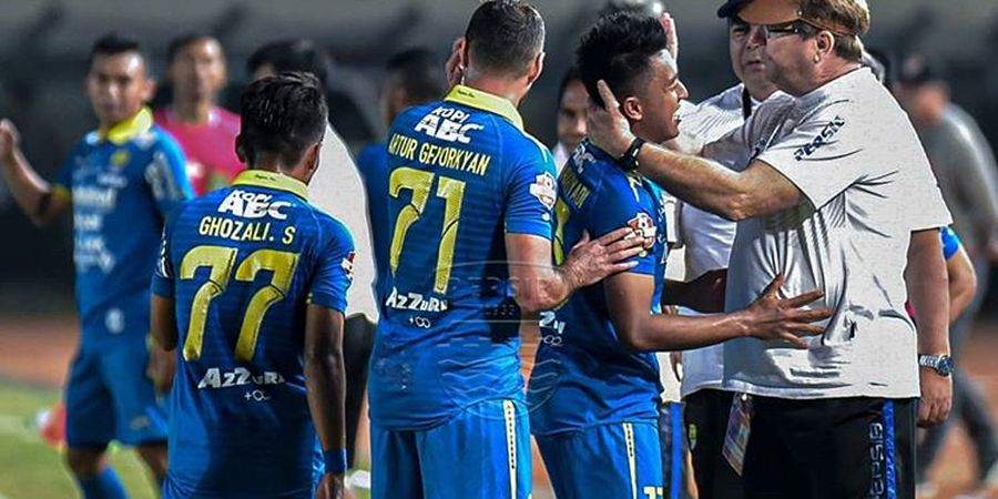 4 Pilar Absen, 3 Pemain Baru Persib Dibawa Bertandang ke Perseru Badak Lampung FC