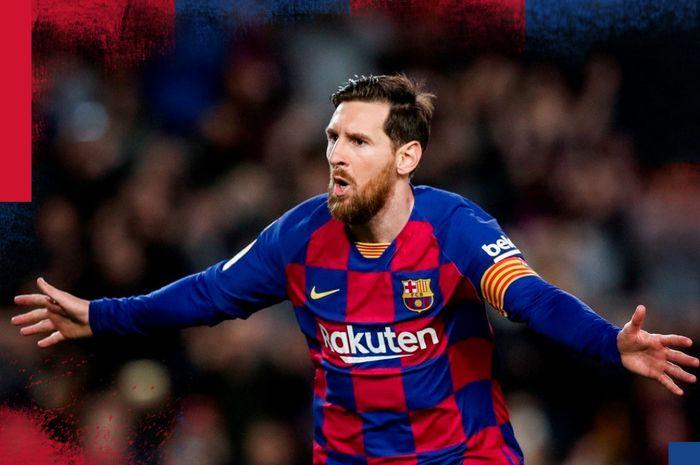 Messi Corona
