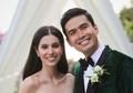 Pernah Berduet, Begini Penampilan Bunga Citra Lestari Hadiri Pernikahan Christian Bautista