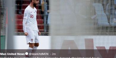 Hasil Kualifikasi Piala Eropa 2020 - Ronaldo Cetak Gol Ke-99, Portugal ke Putaran Final