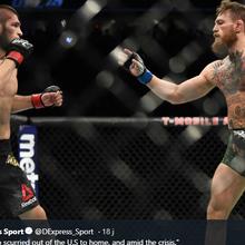 Ucapan Perpisahan Conor McGregor untuk Khabib Nurmagomedov yang Pensiun