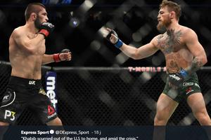Termasuk Khabib dan GSP, Legenda UFC Sarankan 5 Petarung Ini Jadi Tumbal Conor McGregor