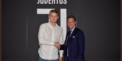 Pilih Juventus daripada Barcelona, Matthijs de Ligt Menyesal