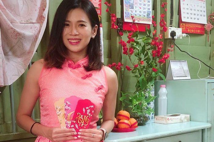 Si cantik Goh Liu Ying punya alasan tersendiri saat mengaku masih betah menjomblo.