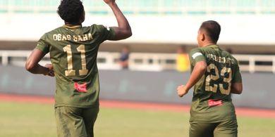Hadapi Borneo FC di Stadion Segiri, Tira-Persikabo Siap Main Tanpa Beban