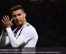 Sambut Ramadan, Cristiano Ronaldo Sumbang Rp 21,6 Miliar untuk Warga Palestina