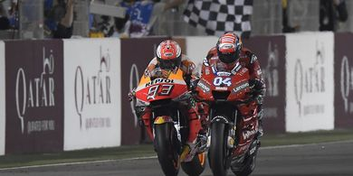 Marc Marquez Sebut Repsol Honda Terobsesi dengan Kecepatan Ducati