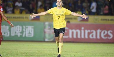 Alasan Pemain Ceres Negros Ini Ngebet Main di Liga Indonesia