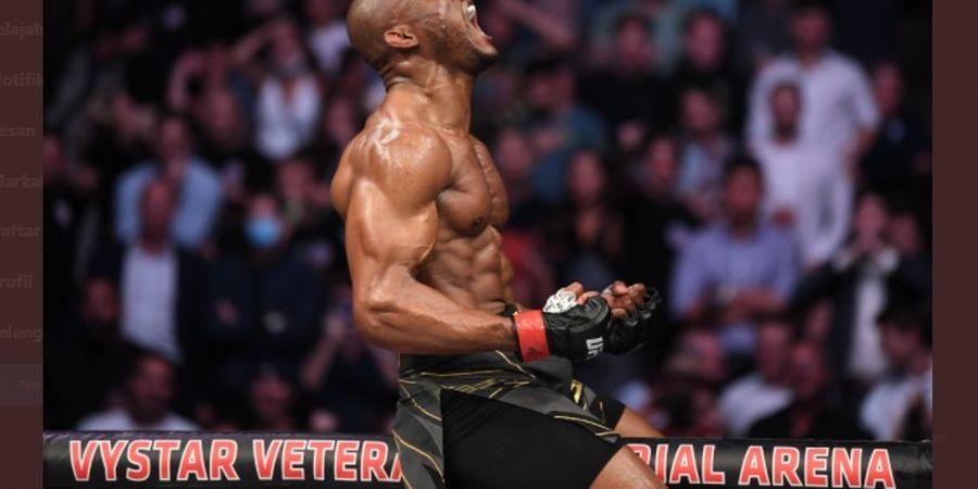 Jagoan Kelewat Sangar, Kamaru Usman Nyaris Bertarung Lagi di UFC 262