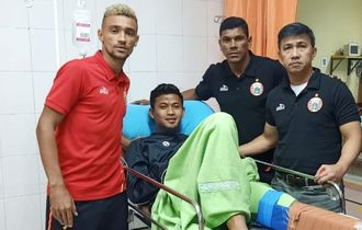 Deden Natshir Ingin Segera Kembali Membela Persib Bandung