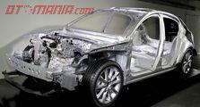 Meski Bodi Terkoyak, Teknologi SKYACTIV Selamatkan Pengemudi Mazda2