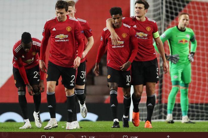 Segera Dimulai Link Live Streaming Everton Vs Manchester United Bolasport Com