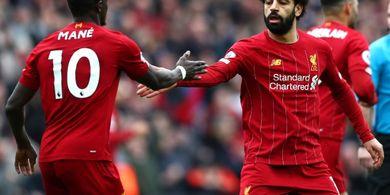 Menurut Legenda Liverpool, Mohamed Salah dan Sadio Mane Bisa Hengkang jika Skenario Ini Terjadi