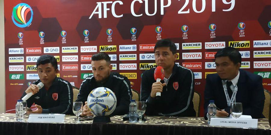 Link Streaming laga PSM Makassar Kontra Lao Toyota di Piala AFC 2019