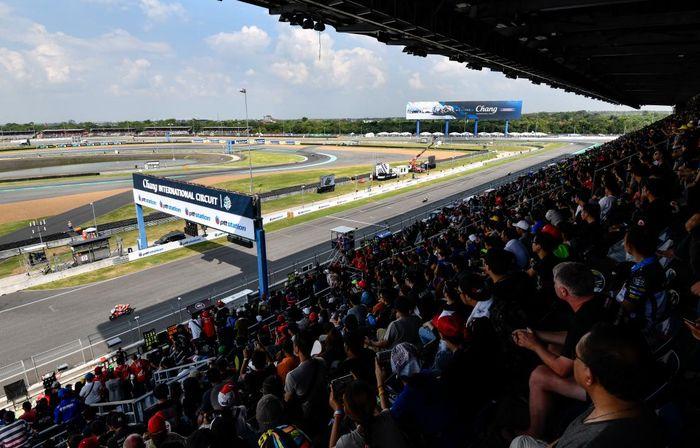 MotoGP Thailand  2020 dibatalkan akibat ancaman virus Corona