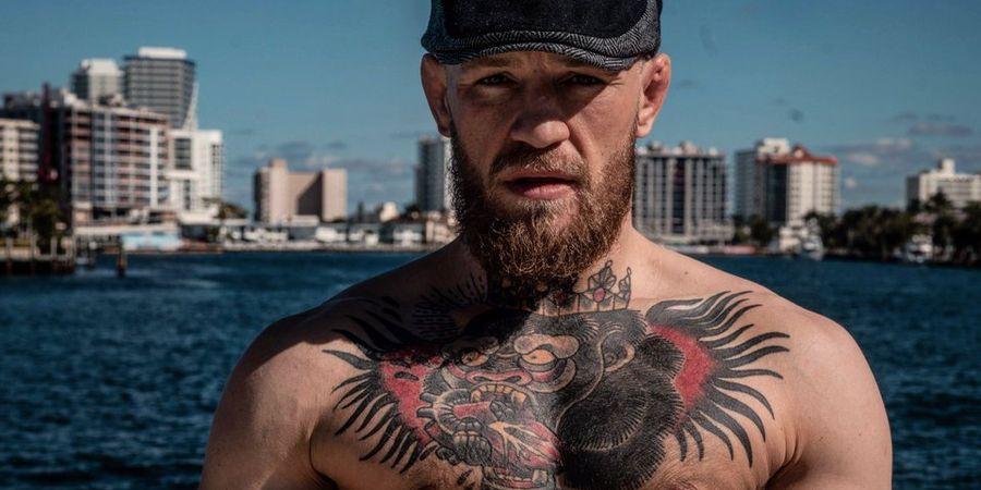 McGregor Terlihat Mengadakan Pertemuan Rahasia dengan Korban Pemukulan