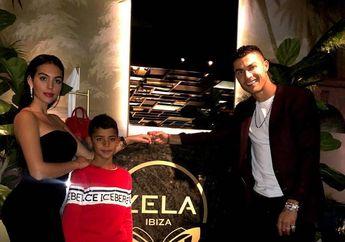 Berkat Cristiano Ronaldo, Georgina Rodriguez Sebentar Lagi akan Jadi Bos Toko Roti di Italia