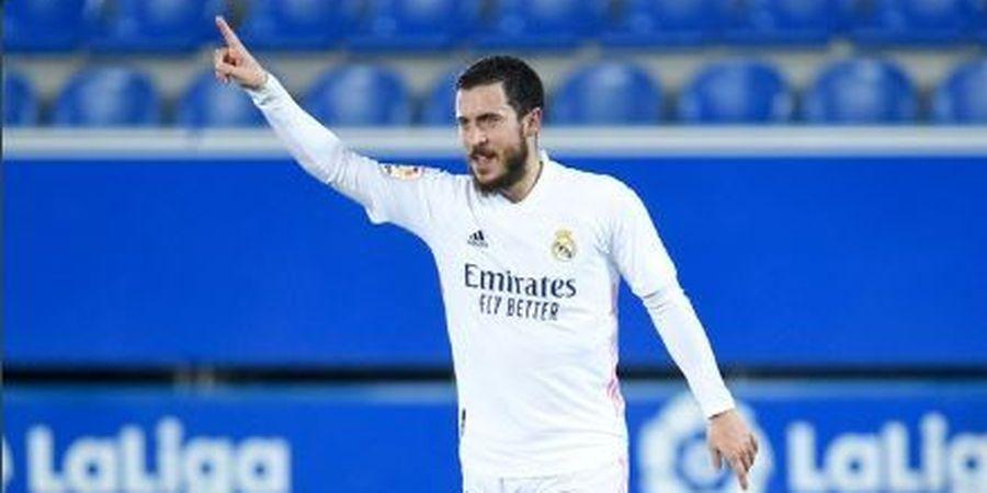 Chelsea Diminta untuk Bawa Pulang Eden Hazard dari Real Madrid