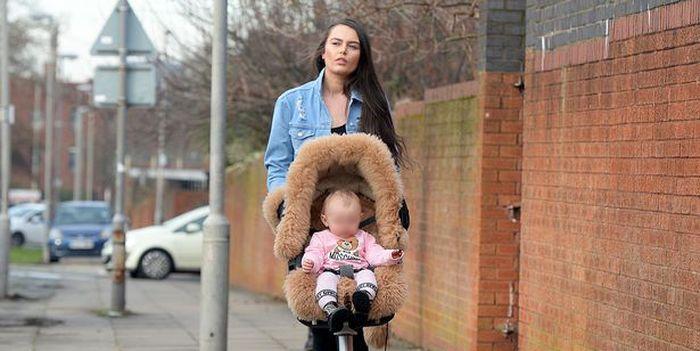 Terri Murray mengaku memiliki anak dari petarung UFC kelas ringan, Conor McGregor.