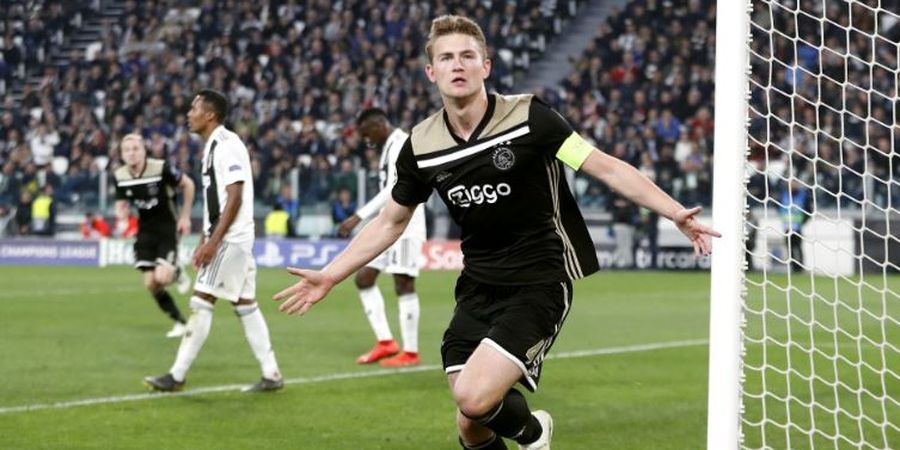 Berita Transfer - 2 Alasan Utama Matthijs De Ligt Tolak Barcelona