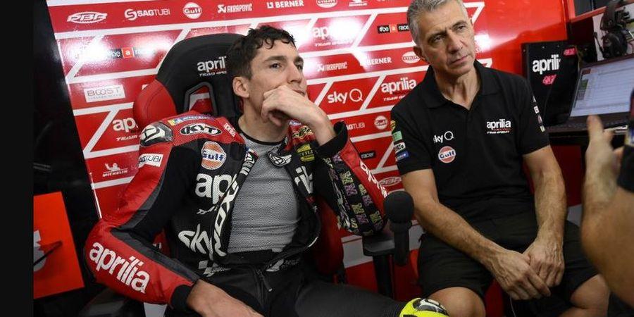 Jelang MotoGP Belanda 2019 - Setelah Cedera di Barcelona, Aleix Espargaro Ingin Turun di Assen