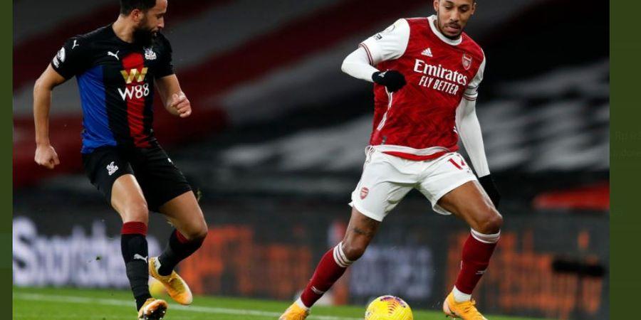Cuma Main Imbang, Arsenal Sudah 3 Tahun Tak Bisa Taklukkan Crystal Palace
