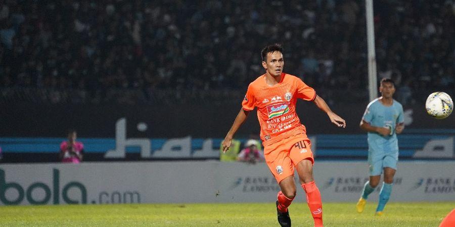 Debut untuk Persija, Al Hamra Hehanussa Main di Luar Posisi Aslinya