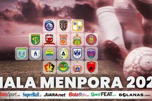 Jadwal Siaran Langsung Piala Menpora 2021 - Live Indosiar dan Streaming