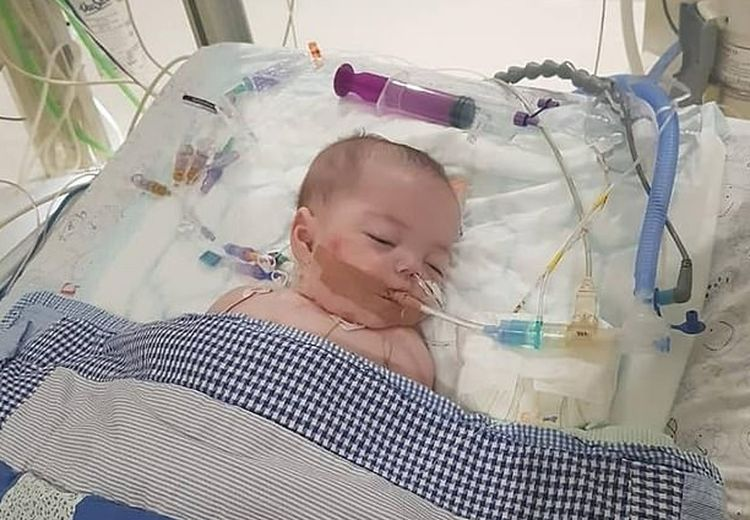 Ajaib! Bayi 9 Bulan Ini Selamat Setelah Alami 25 Kali Serangan Jantung Dalam Sehari