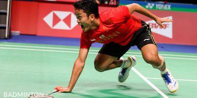 Lee Zii Jia Ungkap Kelebihan Anthony Ginting yang Membuatnya Kewalahan