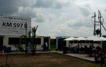 Mengintip Fasilitas Rest Area KM 597 Ngawi-Kertosono yang Dikunjungi Jokowi