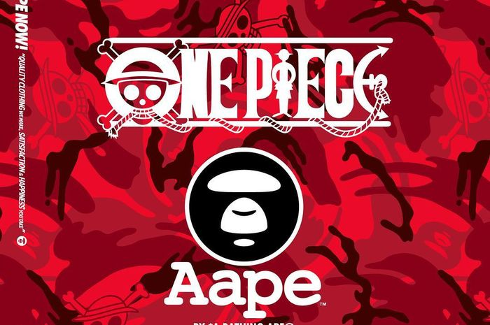 AAPE x One Piece