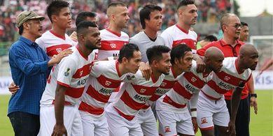 Hasil Laga Uji Coba Madura United Jelang Lawan Barito Putera