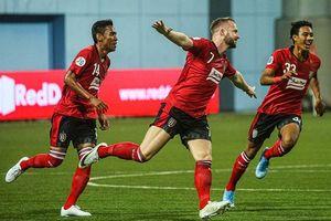 Langkah Bali United Menuju Liga Champions Asia Dihentikan Melbourne Victory