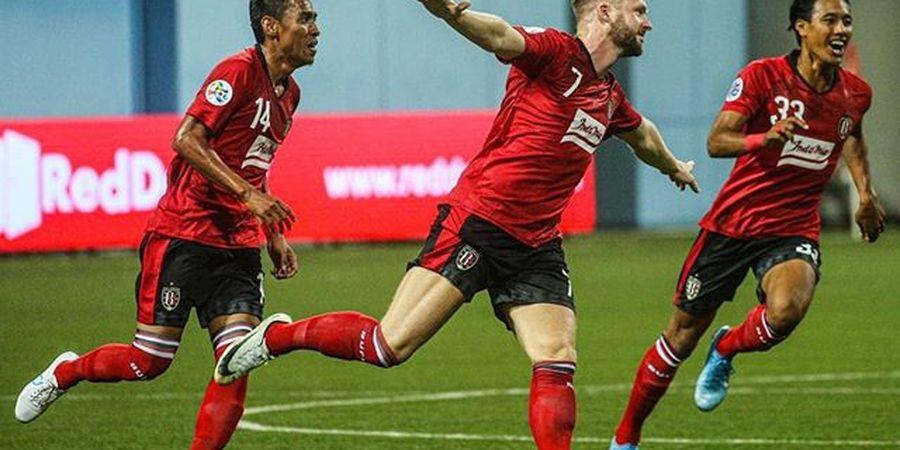 Dibungkam Melbourne Victory, Pelatih Bali United Kritik Melvin Platje