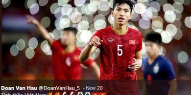 Pemain Timnas Vietnam yang Cederai Evan Dimas Resmi Dipulangkan dari Klub Belanda