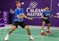 Hasil Orleans Masters 2021 - Kehabisan Bensin, Ganda Putra Indonesia Dibekuk Inggris